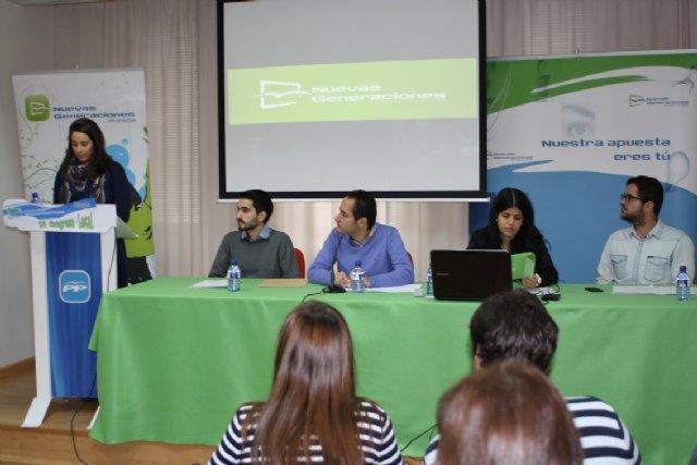 VI Congreso Local de Nuevas Generaciones de Cehegín - 4, Foto 4