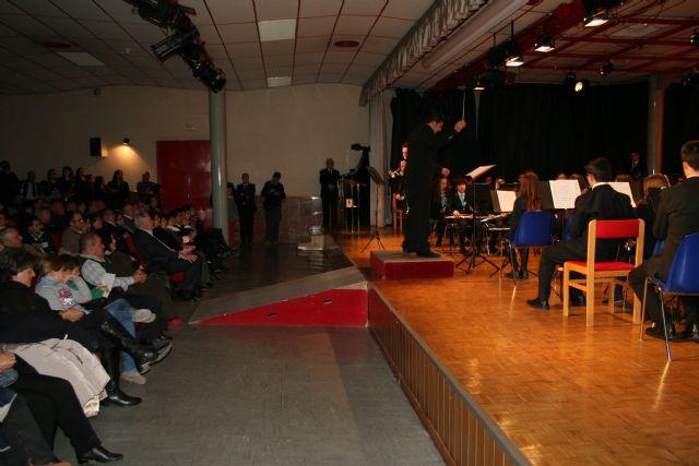 Cientos de personas celebran con la Sociedad Musical de Cehegín su reciente triunfo en Murcia - 2, Foto 2