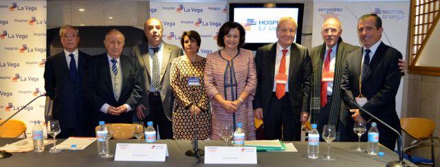 Éxito en el I Curso Orthogenu Hospital La Vega - 1, Foto 1