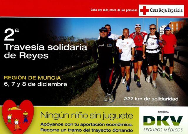 222 kilómetros de solidaridad en la II Travesía de Reyes - 2, Foto 2