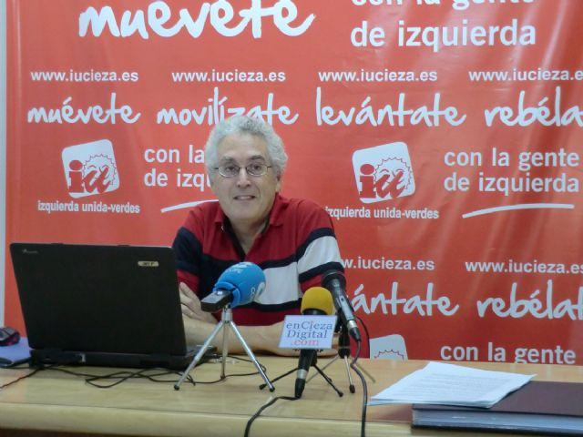 La Izquierda Plural presenta una iniciativa en el Congreso de los Diputados para sacar los oleoductos del Cenajo - 1, Foto 1