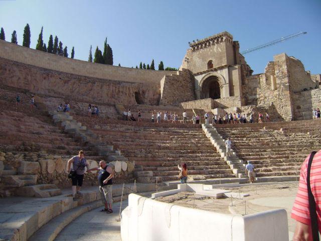 El Teatro Romano amplía su horario para recibir al público en el puente de la Constitución - 1, Foto 1