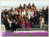 La Semana dedicada al 25 N cerró con una jornada lúdica y reivindicativa