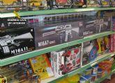 La Guardia Civil detecta la distribución de productos ilícitos en varios comercios de la comarca del Guadalentín