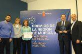 La empresa yeclana, NAVARRO AZORÍN, galardonada con el Primer Premio a la excelencia empresarial por la Consejería de Industria, Empresa e Innovación