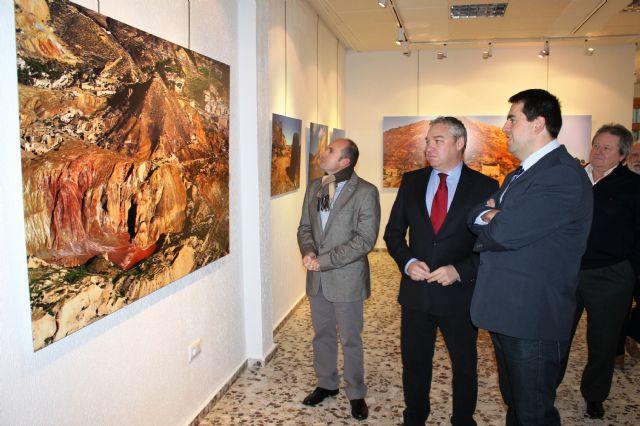 Tres espacios expositivos del municipio acogen 'Mazarrón. patrimonio minero', Foto 1