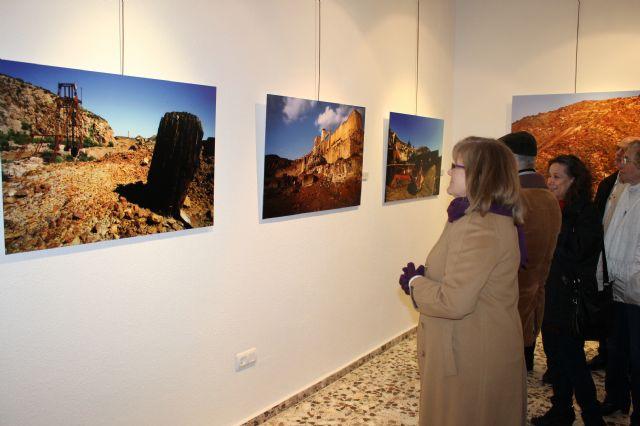 Tres espacios expositivos del municipio acogen 'Mazarrón. patrimonio minero', Foto 2
