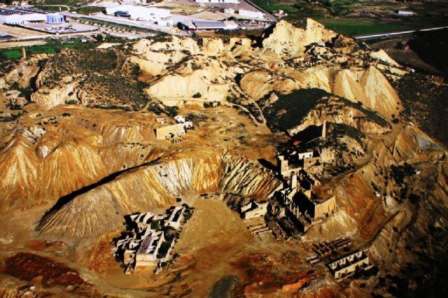 Tres espacios expositivos del municipio acogen 'Mazarrón. patrimonio minero', Foto 4