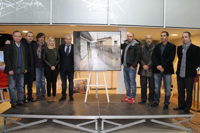 Cristobal León se hace con el primer premio del XI certamen nacional de pintura al aire libre, Foto 1