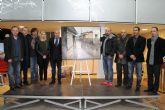 Cristobal Le�n se hace con el primer premio del XI certamen nacional de pintura al aire libre