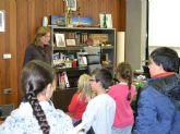 Los escolares de San Pedro del Pinatar visitan el Ayuntamiento para conocen la Constitución