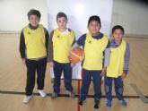 Comienza la fase local de baloncesto benjam�n y futbol sala alev�n femenino de Deporte Escolar organizada por la concejal�a de Deportes