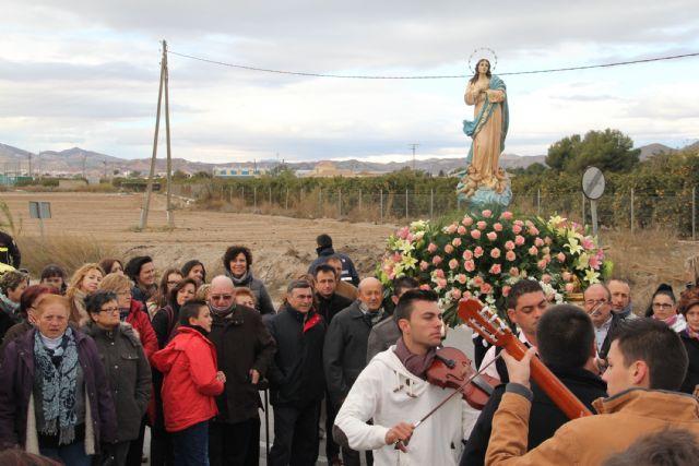 Puerto Lumbreras celebra este fin de semana las Fiestas de la Purísima en la pedanía de La Estación-Esparragal - 1, Foto 1