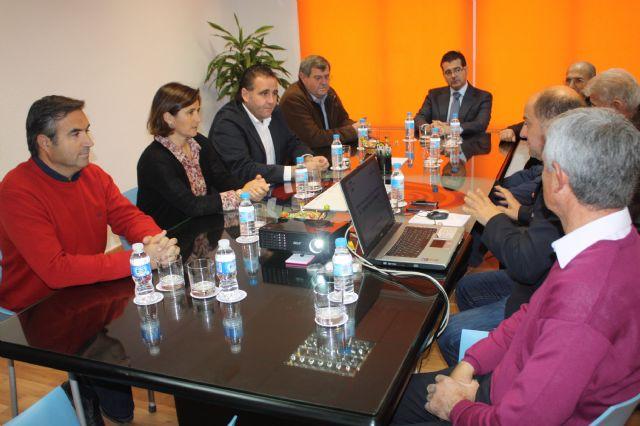 El alcalde de Torre-Pacheco visita las instalaciones de SAT San Cayetano - 2, Foto 2