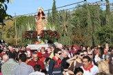 El buen tiempo nos acompañar� en las Fiestas Patronales de Santa Eulalia 2013, seg�n MeteoTotana