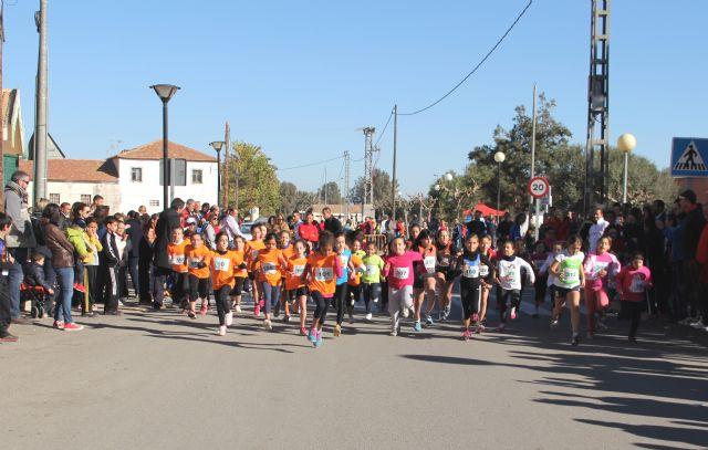 400 atletas de la Región de Murcia participan en la XX Carrera Popular de La Estación-Esparragal - 3, Foto 3
