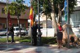 San Pedro del Pinatar conmemora el trigésimo quinto aniversario de la Constitución Española