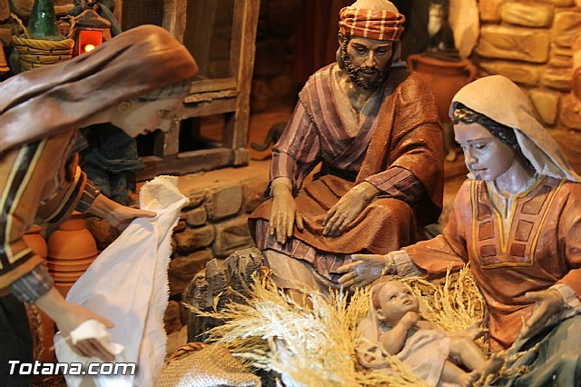 "Opening of the exhibition ""Christmas, Nativity Time"""