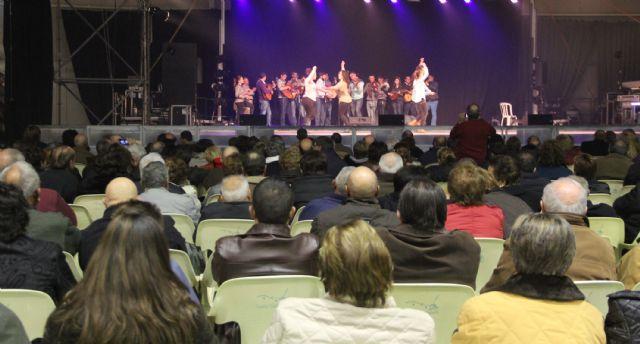 Más de 400 personas asisten al Encuentro de Cuadrillas en la pedanía lumbrerense de La Estación-Esparragal - 2, Foto 2
