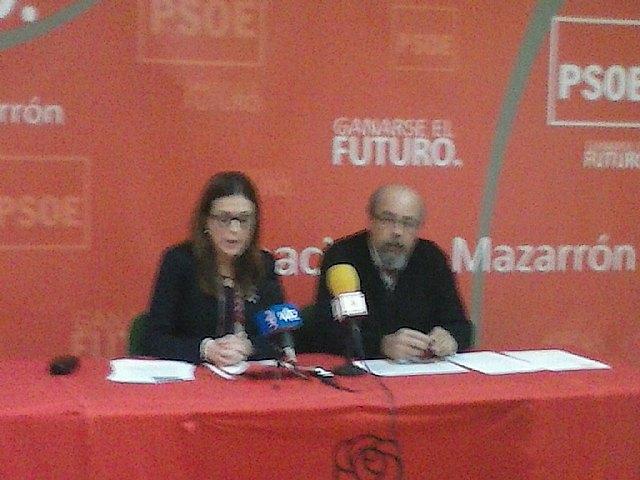 Francisco García Méndez, Secretario Gral. del PSOE define de