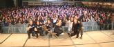 Más de 2.000 personas disfrutaron del concierto de Camela en la pedanía de La Estación- Esparragal