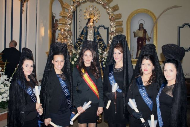 Los mazarroneros profesan un año más su amor a la Purísima Concepción, Foto 4