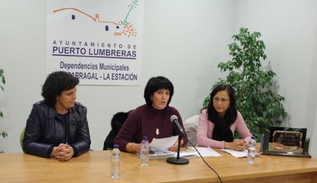 La poeta lumbrerense Purificación Gázquez Rodríguez participa en un recital de poesía coincidiendo con las fiestas de la Purísima en El Esparragal - 2, Foto 2