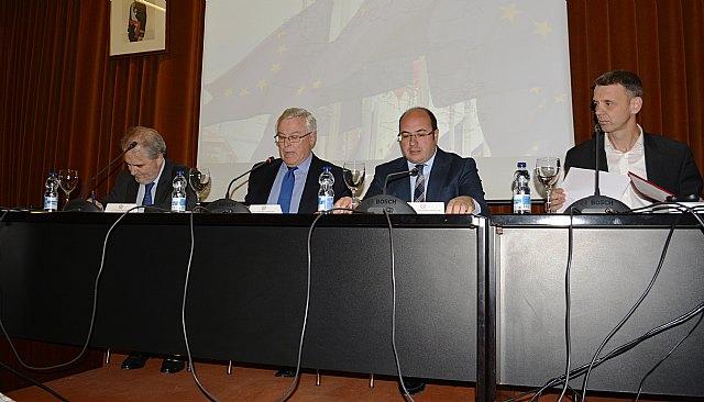 Educación destaca la labor de Centro de Estudios Europeos para impulsar la internacionalización de la Universidad de Murcia - 1, Foto 1