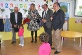 Educación y el Ayuntamiento de Molina ponen en marcha una escuela infantil con 106 plazas para niños de cero a tres años