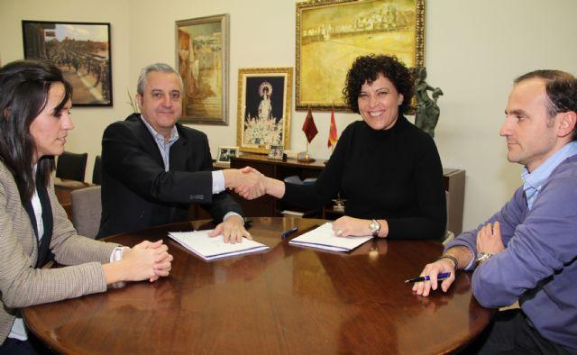 El Ayuntamiento y Elecnor firman un contrato de colaboración para reducir en un 55% el consumo energético anual en alumbrado público - 1, Foto 1