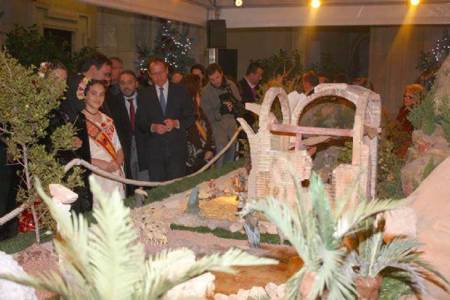 El Alcalde inaugura el Belén municipal más completo de los últimos años - 2, Foto 2