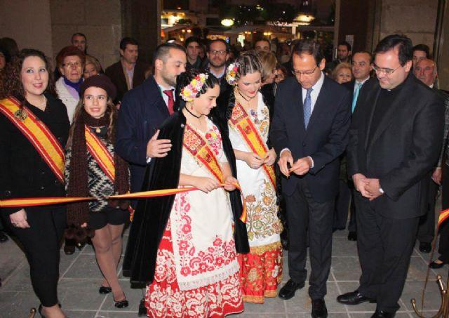 El Alcalde inaugura el Belén municipal más completo de los últimos años - 4, Foto 4
