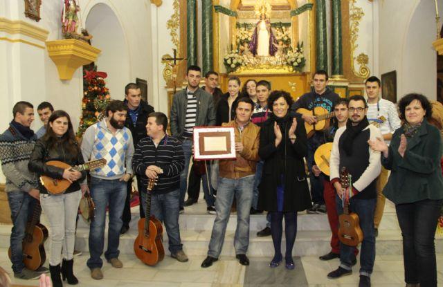 Pregón de Navidad en Puerto Lumbreras con los trovos de la Cuadrilla de El Esparragal - 1, Foto 1