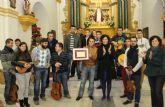 Pregón de Navidad en Puerto Lumbreras con los trovos de la Cuadrilla de El Esparragal