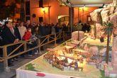 La inauguración del Belén y el encendido del alumbrado dan comienzo a las actividades navideñas 2013