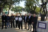 Homenajes para Josefa L�pez, Mateo Garc�a y Agust�n L�pez