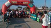 Atletas del Club de Atletismo de Totana participaron en la II Carrera de Lorquí