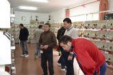 Centenares de aves procedentes de toda la Región de Murcia se dan cita en la XI edición de la exhibición ornitológica fiestas de Santa Eulalia