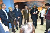 Inaugurado el Belén Municipal que por segundo año ha estado elaborado por los usuarios del Centro Ocupacional de Día