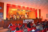 El V certamen de cuadrillas de Navidad a beneficio de 'Manos Unidas' congrega numeroso público