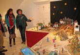 Puerto Lumbreras acoge una Ruta de Belenes artesanos en el municipio