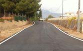 Finalizan las obras de arreglo y acondicionamiento de los caminos rurales de 'Los Yesares', 'El Portón' y 'El Bosque'