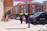 La Policía Local detiene a dos menores por acometer varios hurtos en establecimientos comerciales de Totana
