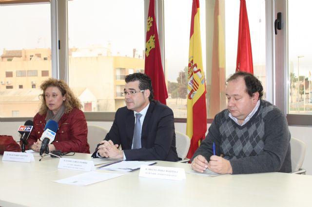 El Ayuntamiento de Torre-Pacheco reparte 52.500 euros con varias asociaciones y entidades para la realización de acciones sociales - 1, Foto 1