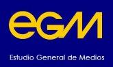 Internet sigue siendo el medio que m�s crece en la Regi�n de Murcia, seg�n el EGM