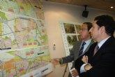 La Comunidad financia diez nuevos tramos de las carreteras de la Costera Norte y Sur en la ciudad de Murcia