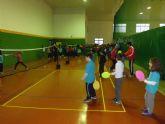 El programa municipal Escuela Deporte-Salud de Molina de Segura celebra su tradicional fiesta de Navidad