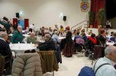 Encuentro navideño con los voluntarios municipales