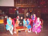 La Escuela de Danza Manoli Cánovas actuó en el 'Teatro de los Sueños'de Antonio Hidalgo en 7RM