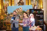 La exposición 'Presepes' llenará de nacimientos la iglesia de  San Javier